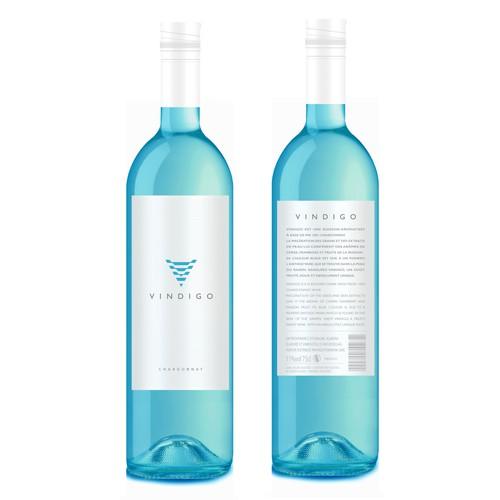 Vindigo Blue Wine