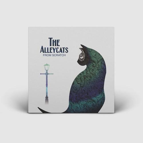 Alley cats Album Art
