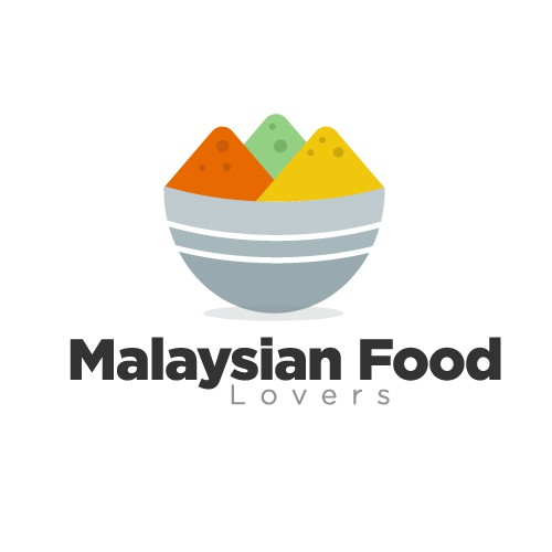 Logo concept for Malaysian Food Lovers