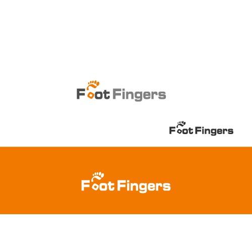 Foot Fingers Logo