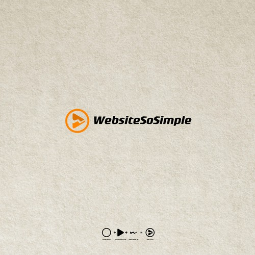Logo Concept for WebsiteSoSimple