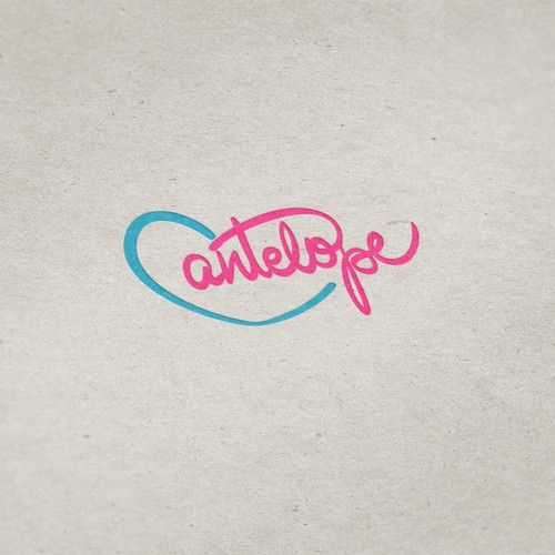 Create a playful (maybe cheeky), artistic and smart logo for Cantaloupe. A female run wedding videography company.