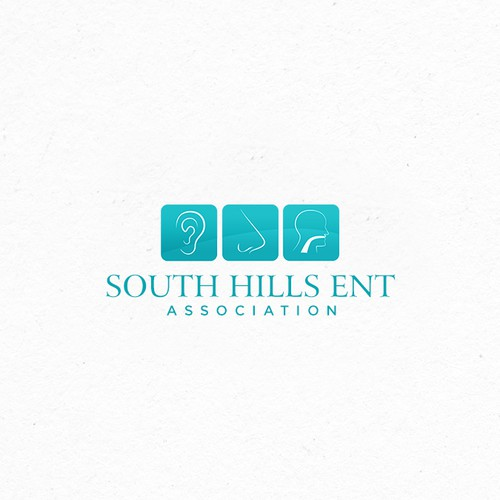 Logo for a medical clinic