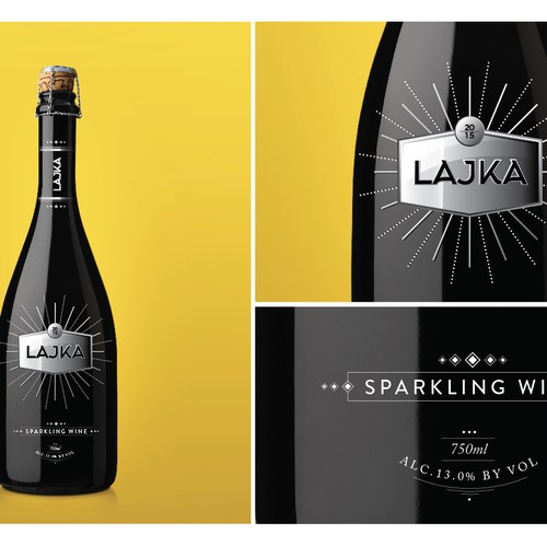 SPARKLING WINE LABEL CONTEST