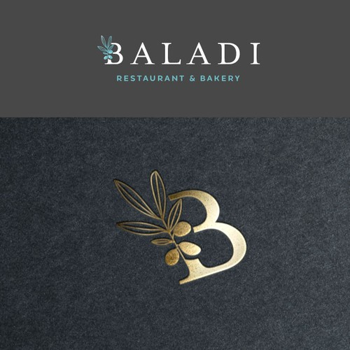 Baladi - restaurant and bakery rebrand project
