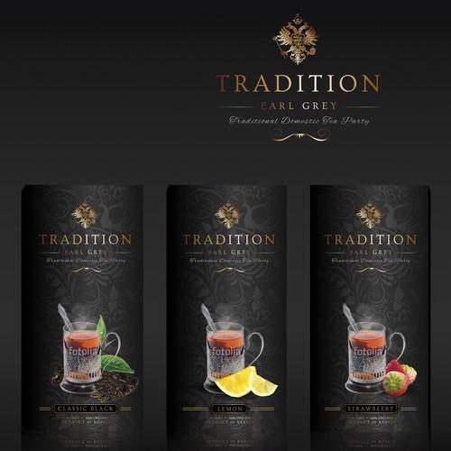Russian Tea Tradition