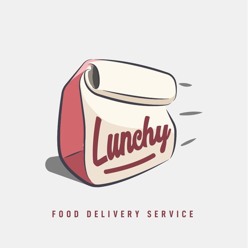 Logo for Food Delivery Service