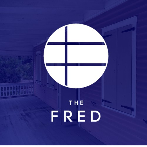 beautiful logo for the Fred