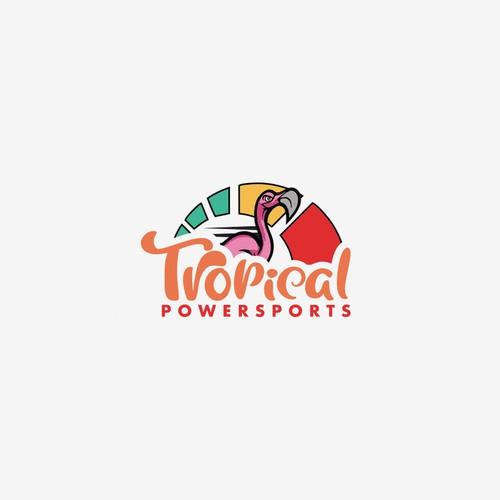 Tropical Powersports Logo