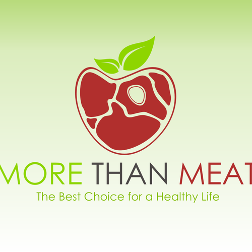 Logo for More than Meat