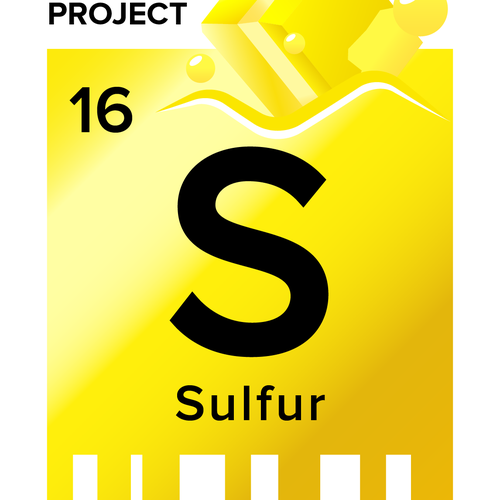 Sulfur Melting Logo