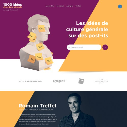 1000 idees website
