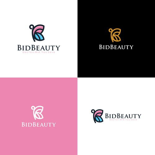 Logo for BidBeauty #2