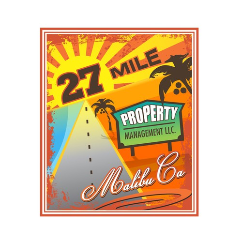 vintage property logo