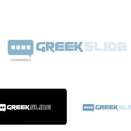 New logo wanted for Greekslide