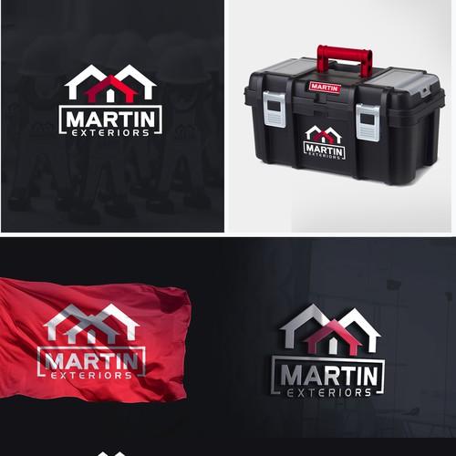 MARTIN - EXTERIOS -