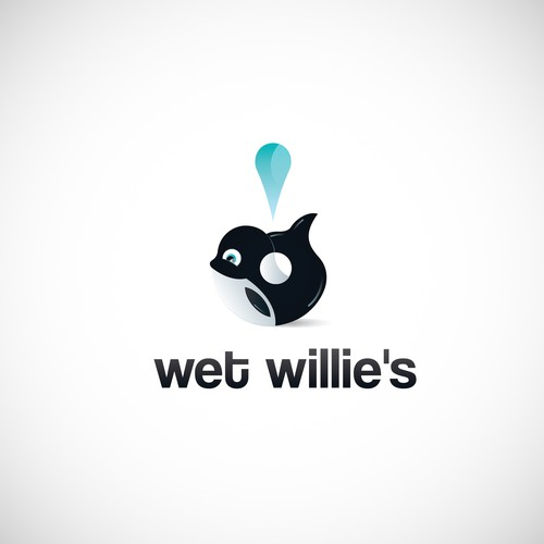 Wet Willie's Logo Design