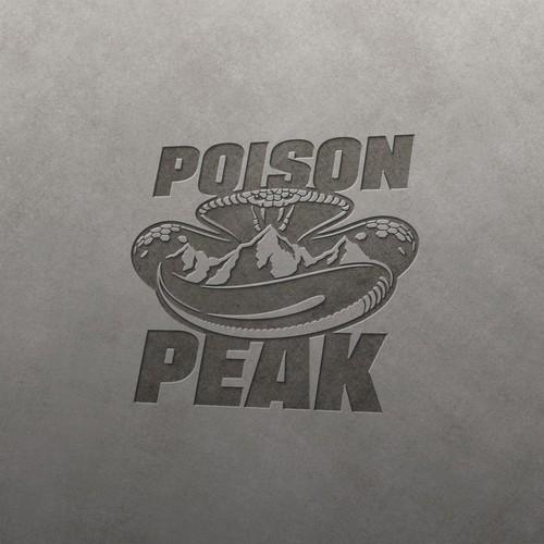 Snake Mountain Logo for Off Roads Gear Brand