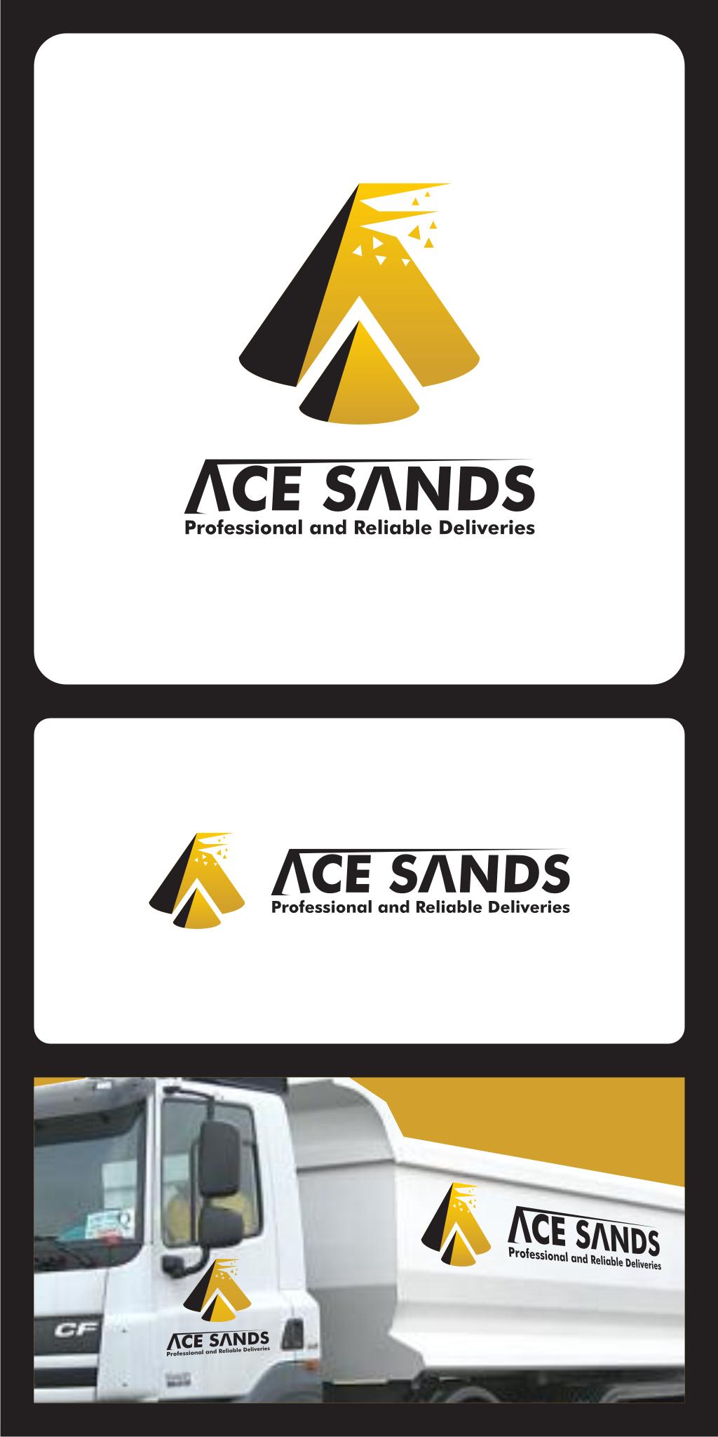 logo for Ace Sands & Soils