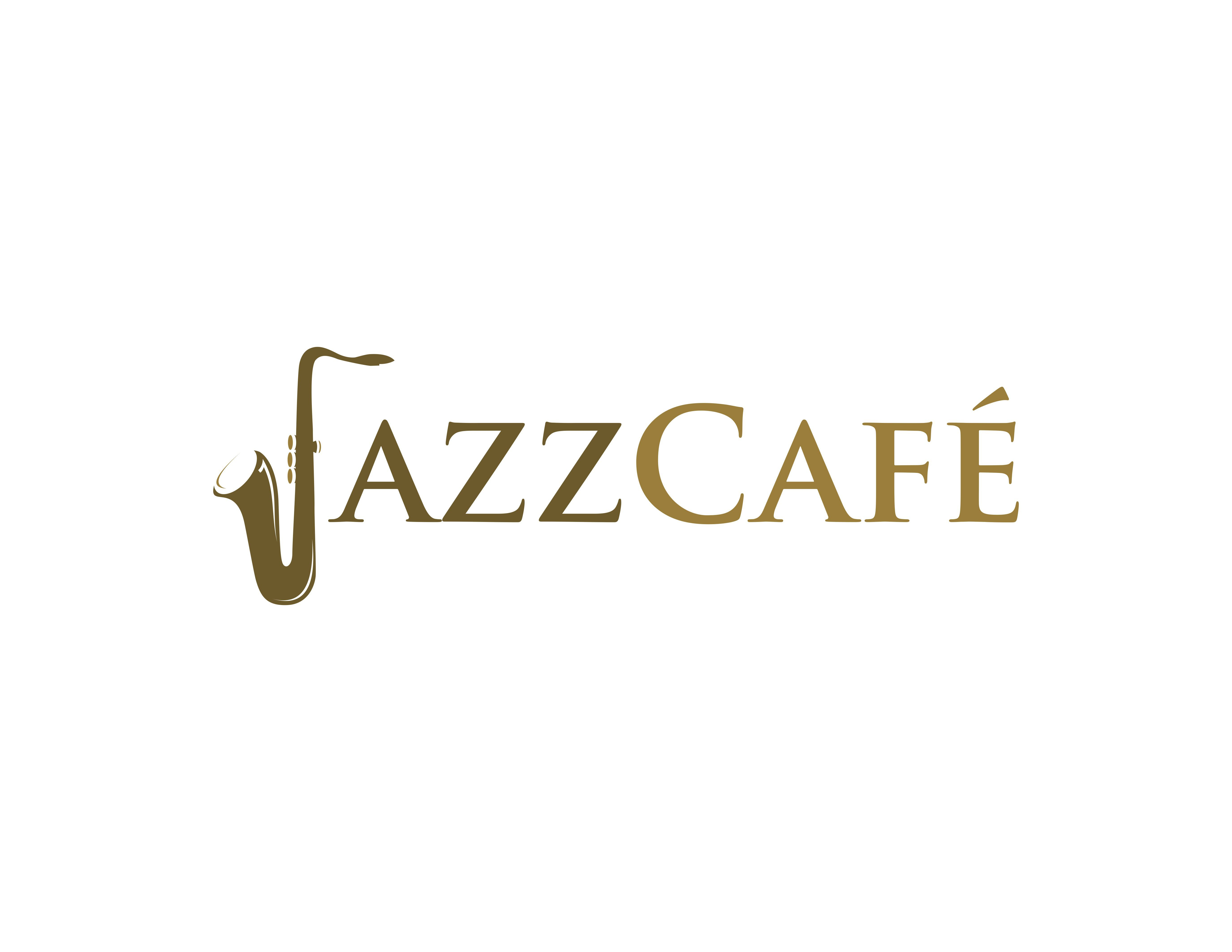 "Jazzband! We need a new Logo for our band! The Band is called ""JazzCafé"""