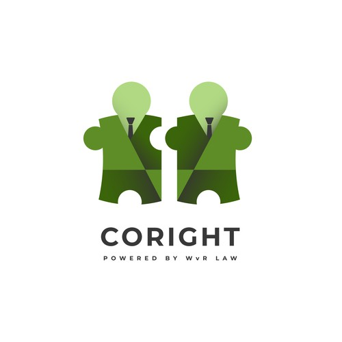 Coright Logo Concept
