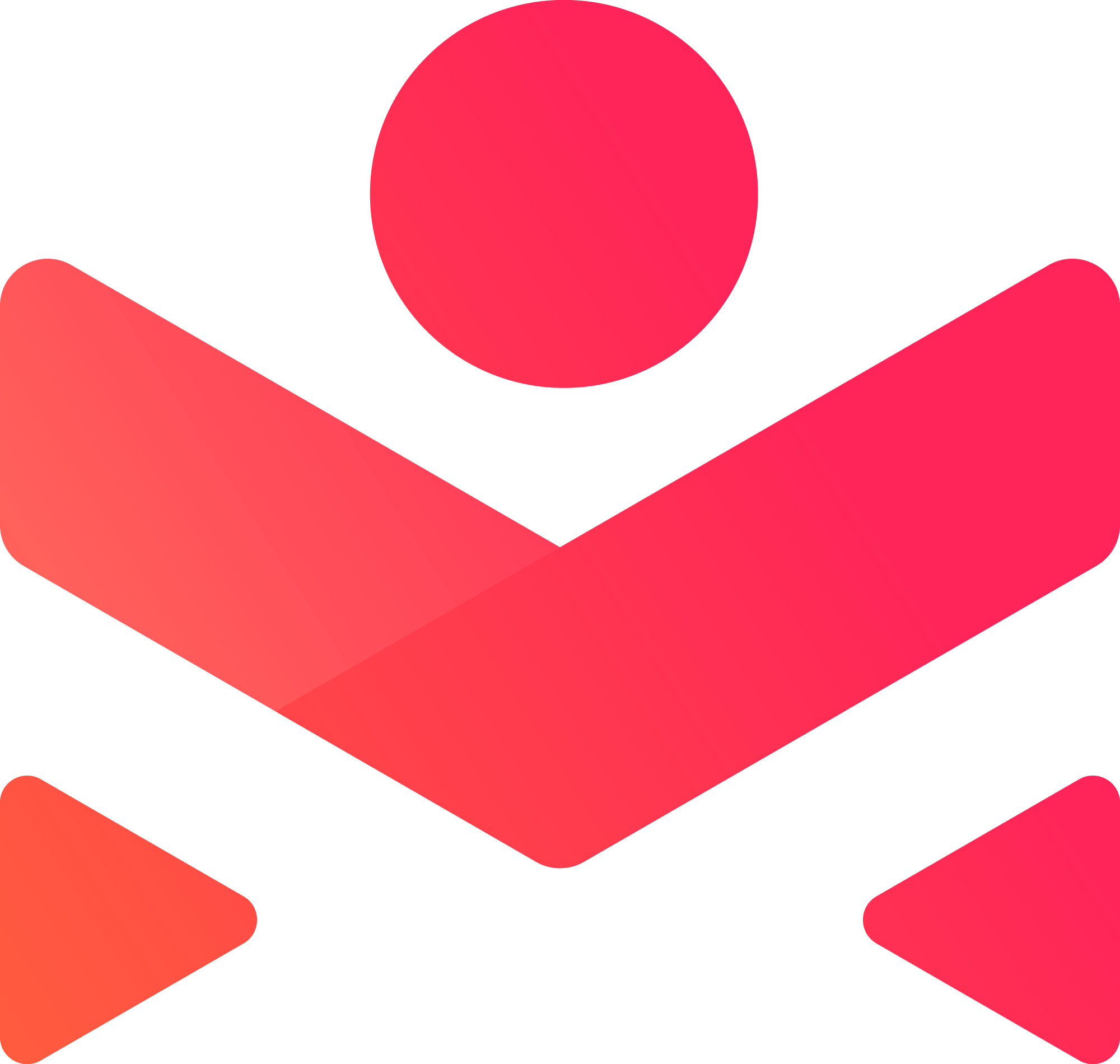 Design a clean, modern logo/icon for a self-improvement hypnosis app