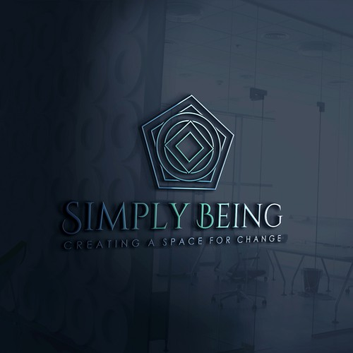 Logo & brand identity pack design for Simply Being