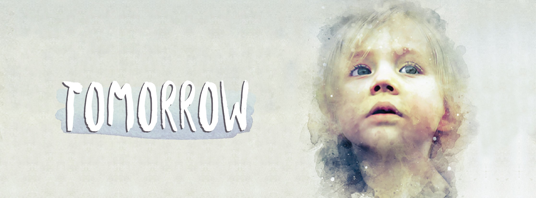 "Finalize our Independent Film Poster for ""Tomorrow"""