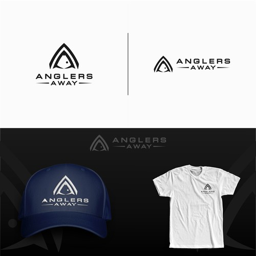 UNIQUE LOGO FOR ANGLERS AWAY