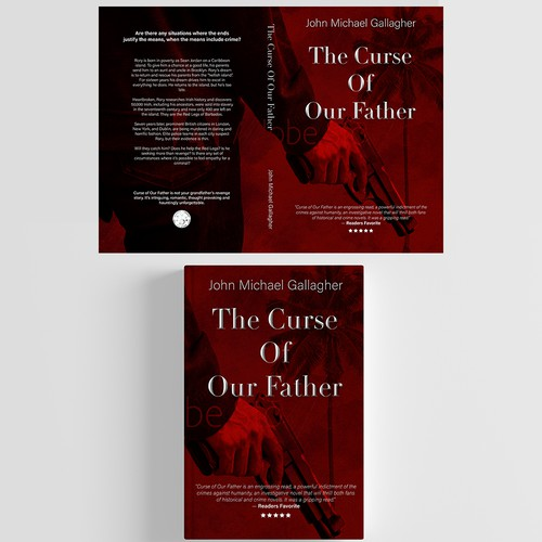 Crime Fiction Book Cover