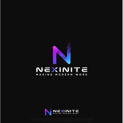 Nexinite Modern Logo