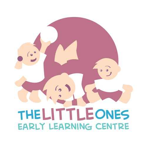 Create a Childcare logo inspired from our business name! The Little Ones Early Learning Centre.