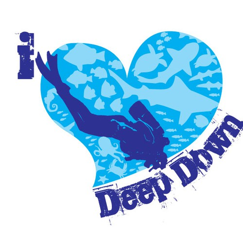 Scuba dive t-shirt designs required