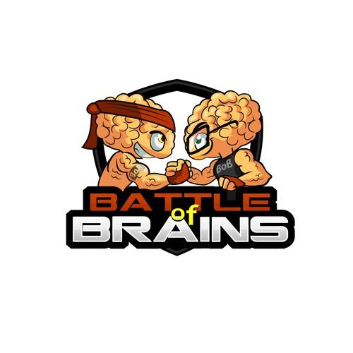 Battle of Brains logo