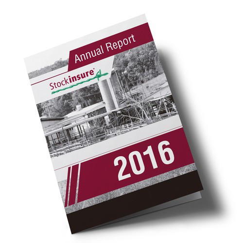 Design the Annual Report Cover for Stockinsure