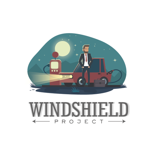 Windshield Project logo