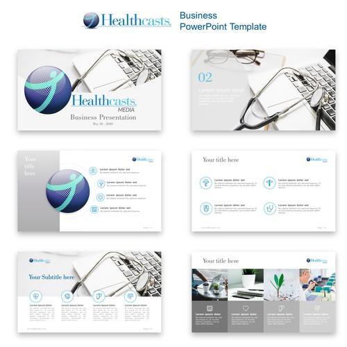 Presentation for medical services