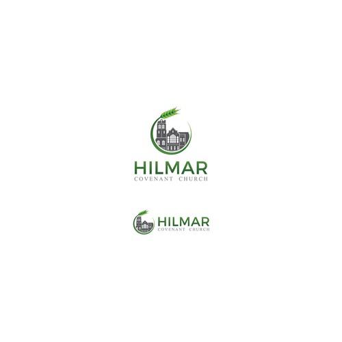 HILMAR LOGO DESIGN