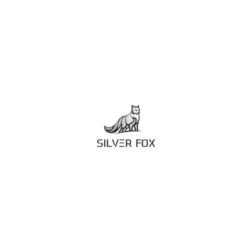"""Logo concept for """"SilverFox"""""""