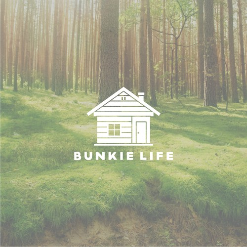Logo for Bunkie Life : the tiny house experience