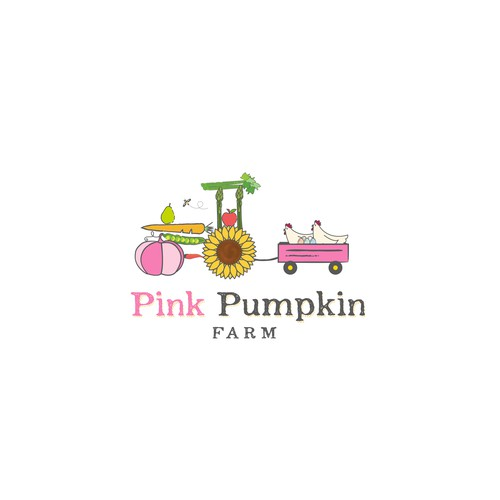 Pink Pumpkin Farm