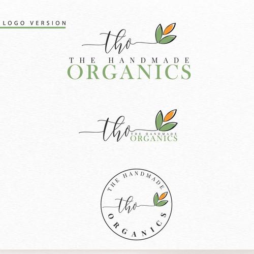Logo Design for handmade organic product