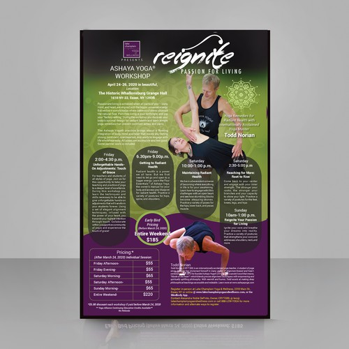 Poster for Yoga