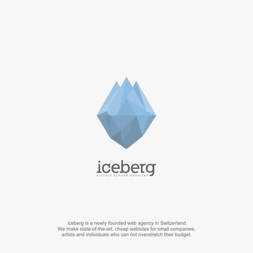 cool enough for iceberg? Wer ist cool genug ein cooles Corporate Paket für die neue Webagentur iceberg zu erstellen?