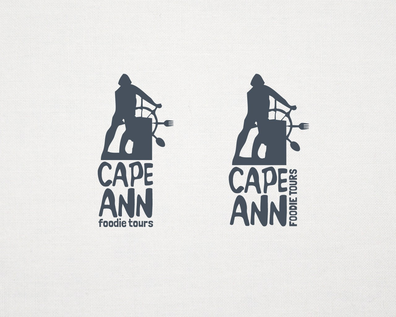 Cape Ann Foodie Tours needs a new logo