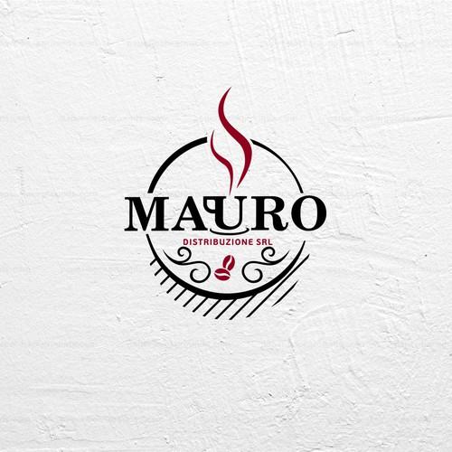 Logo for a Coffee Retailer.