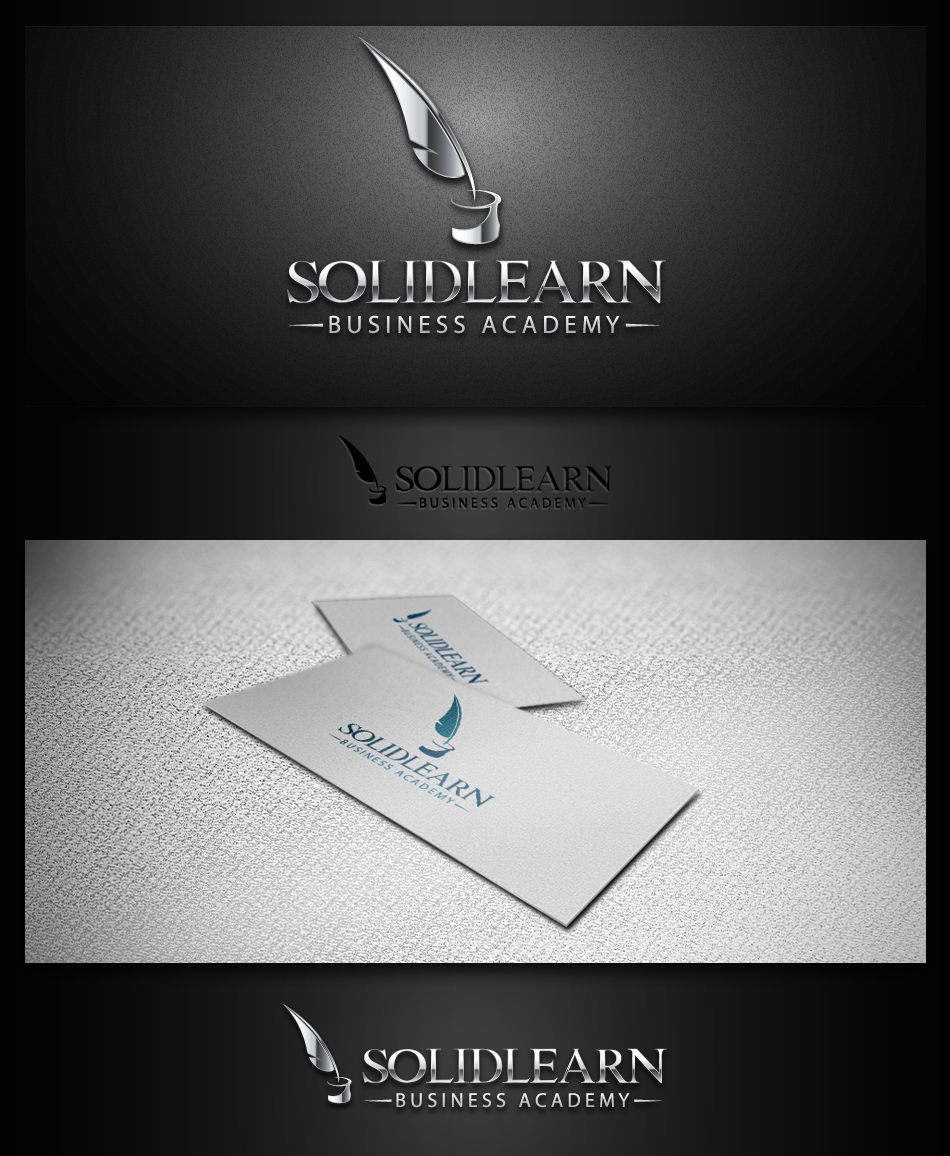 Solidlearn Business Academy needs a new logo