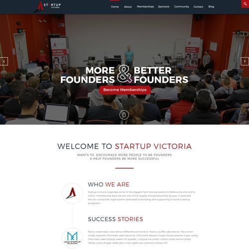 Startup Worpress