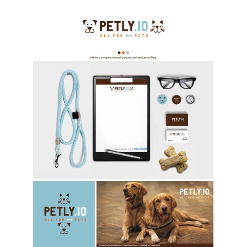 Logo for Petly.io