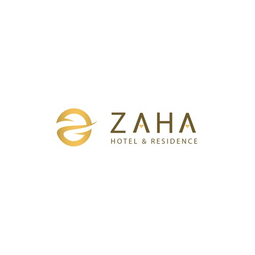 Logo for Zaha Hotel and Residence